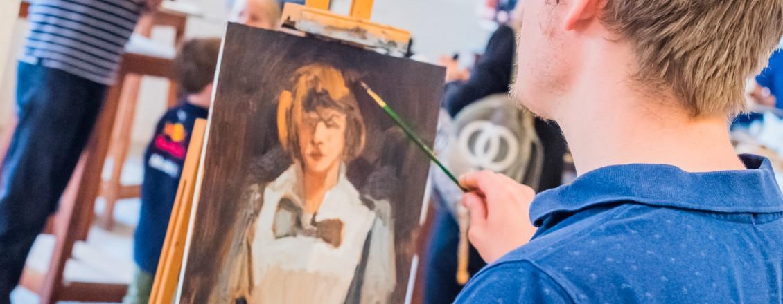 Klassieke schildertechnieken