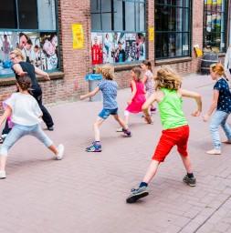 Streetdance en hiphop